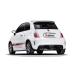 Akrapovic Abarth 500 Slip-on Line